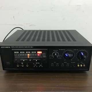 REXY ONKYO Digital Echo karaoke AV Amp KA-1