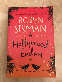 A Hollywood Ending by Robyn Sisman