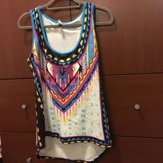 Colour Poppin Tank Top