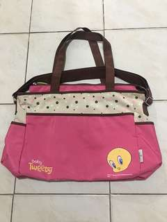 Looney tunes baby bag