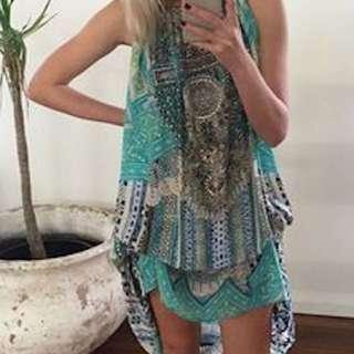Camilla Franks Topkapi Drawstring Dress
