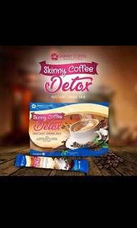 🔥NEW!!! New!!! NEW!!! 🔥SKINNY COFFEE DETOX