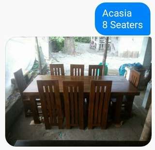Acasia 8 Seaters