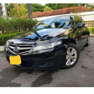 HONDA ACCORD 2.0 (EURO VERSION) - SOLID AND ENGAGING DRIVE, SUPER HANDSOME, VERY SMOOTH ENGINE, RARE ON THE ROAD! STAND OUT FROM THE REST! GRAB/RYDEX READY!