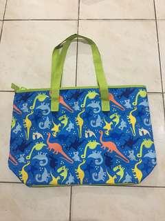 Baby bag dinasaur