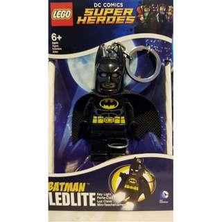 Batman Lego Keychain