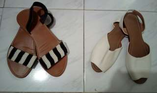 2 Sandals for 150