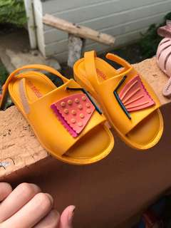 Mini Melissa- fabula (yellow)