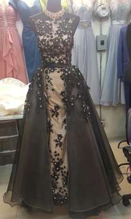 Evening Gown for rent or for sale