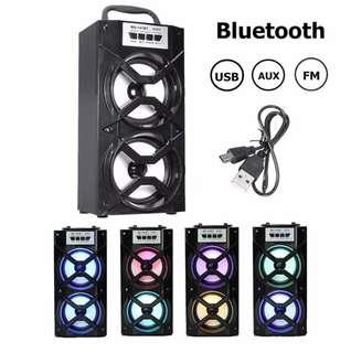 Handheld Bluetooth Speaker Wireless Super Bass SoundBox