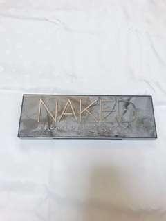 Urban Decay Naked Palette Smoky