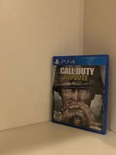 [Ps4 Games] CALL OF DUTY WW2