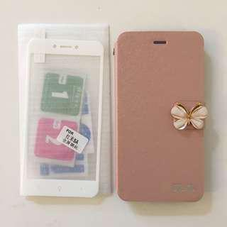 Redmi 5A casing with flip cover