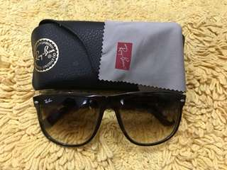 Authentic Ray Ban 4147 Light Brown