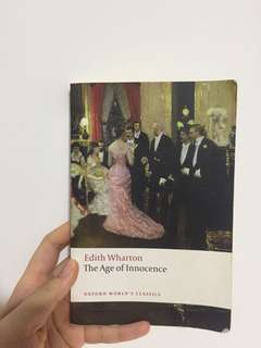 Edith Wharton the age of innocence