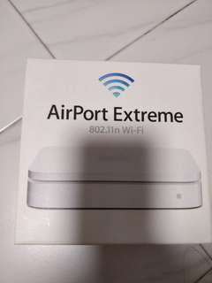 Airport extreme (Mac + Pc)