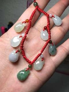 Grade A Jade 翡翠手链