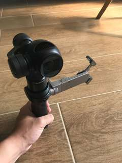 DJI Osmo + battery x2 + mic (would exchange for S3 Apple Watch)