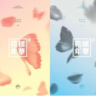 [PRE-ORDER] BTS THE MOST BEAUTIFUL MOMENT IN LIFE PT.2 (HYYH PT.2)