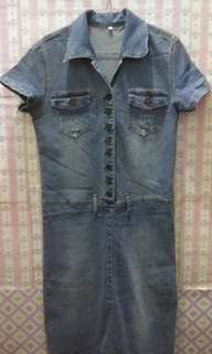 REPRICE Dress Denim
