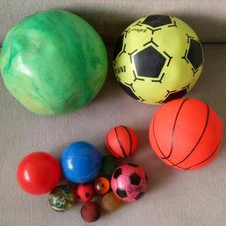 ⚽⚾Picnic Balls for Kids