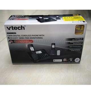 Vtech VC7151-202A 數碼室內無線電話雙子機組合
