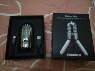 SAMSON METEOR MIC