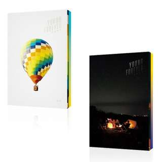 [PRE-ORDER] BTS YOUNG FOREVER ALBUM