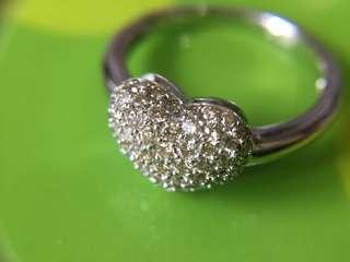 💚✨18K 半卡天然鑽石戒指 ✨💚