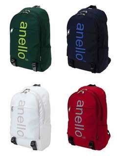 Authentic Quality Anello Backpack