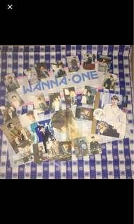 Wanna One set