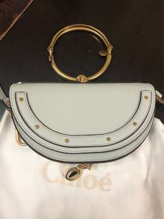 Chloe Nile mini 全新