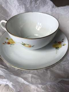 tea cup-bone china