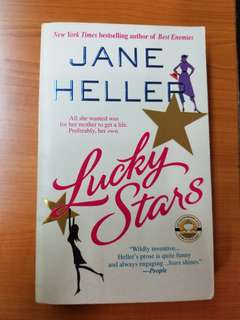 "Jane Heller ""Lucky Stars"" Book"
