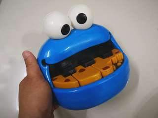 Cookie monster mini piano