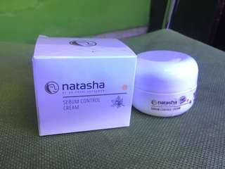 Sebum control cream Natasha