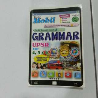 UPSR (YEAR 4-5) Grammar-English