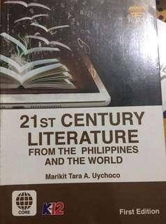 Gr11 21st Century Literature