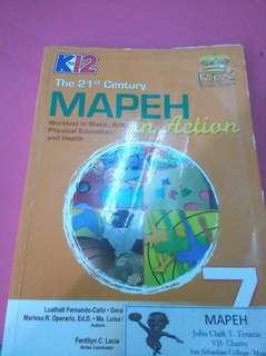 MAPEH in Action7