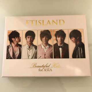 FTISLAND Beautiful Hits for Asia