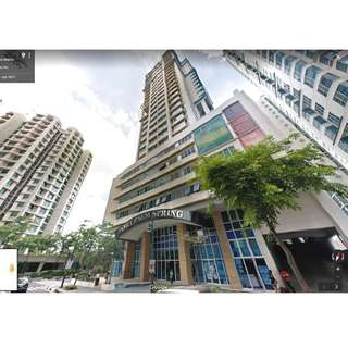 For Sale BANK Foreclosed Commercial Condo Unit in Fort Palm Spring BGC Taguig