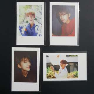 Joshua Diamond Edge photocard set