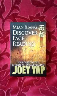 Face reading book guide 面相