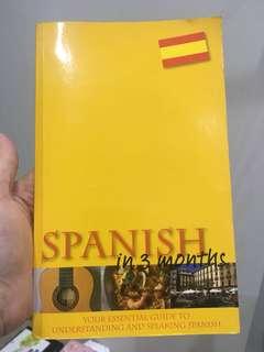 Spanish Language Textbook