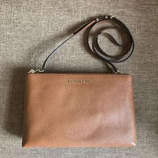 Michael Kors Double Gusset Crossbody Bag