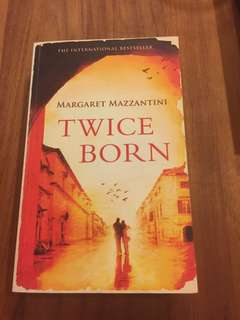 War history novel - Twice Born