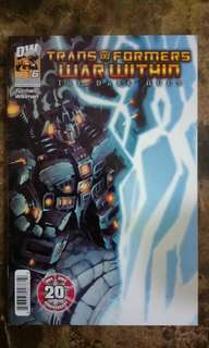 TRANSFORMERS : THE WAR WITHIN - THE DARK AGES #6