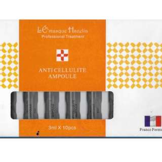 Le Masque Hazelia ANTI-CELLULITE Ampoule