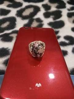 Batu Red Bornco stone