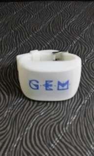 GEM演唱會手環